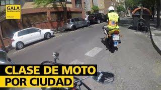 Clase de moto por ciudad