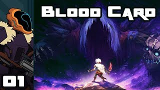 Let's Play Blood Card - PC Gameplay Part 1 - I'm (Almost) Untouchable!