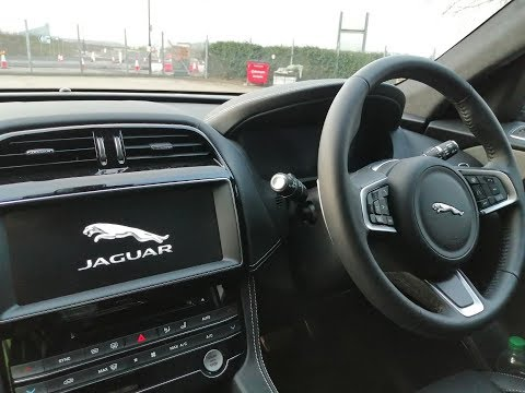 Jaguar F-Pace how to install dash cam with parking mode (dual power)