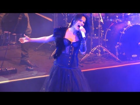 Tarja - La Trastienda - Montevideo, Uruguay - 27/11/2017 - Inicio del show
