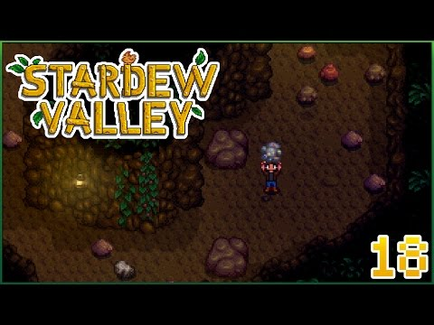 Gem-tastic Explosions in the Mines!! || Stardew Valley - Episode #18