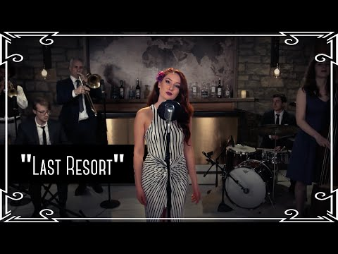"""Last Resort"" (Papa Roach) Cover by Robyn Adele Anderson"