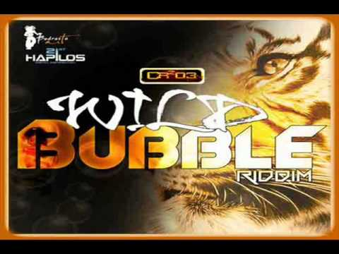 WILD BUBBLE RIDDIM *SEPT 2012* [PROMO MIX] - KONSHENS, POPCAAN,AIDONIA, TOMMYLEE & MORE- by DHG