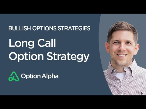 Long Call Option Strategy