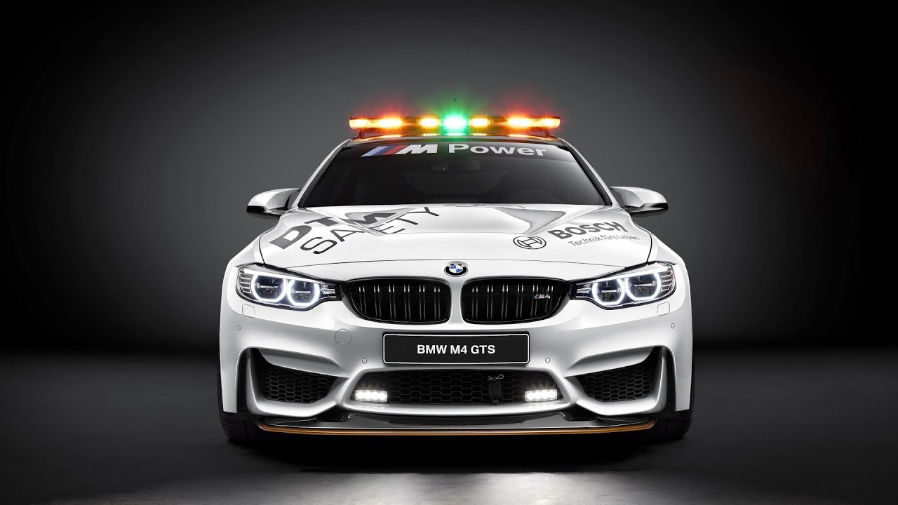 High Quality BMW M4 GTS As Official Safety Car Of 2016 DTM   YouTube