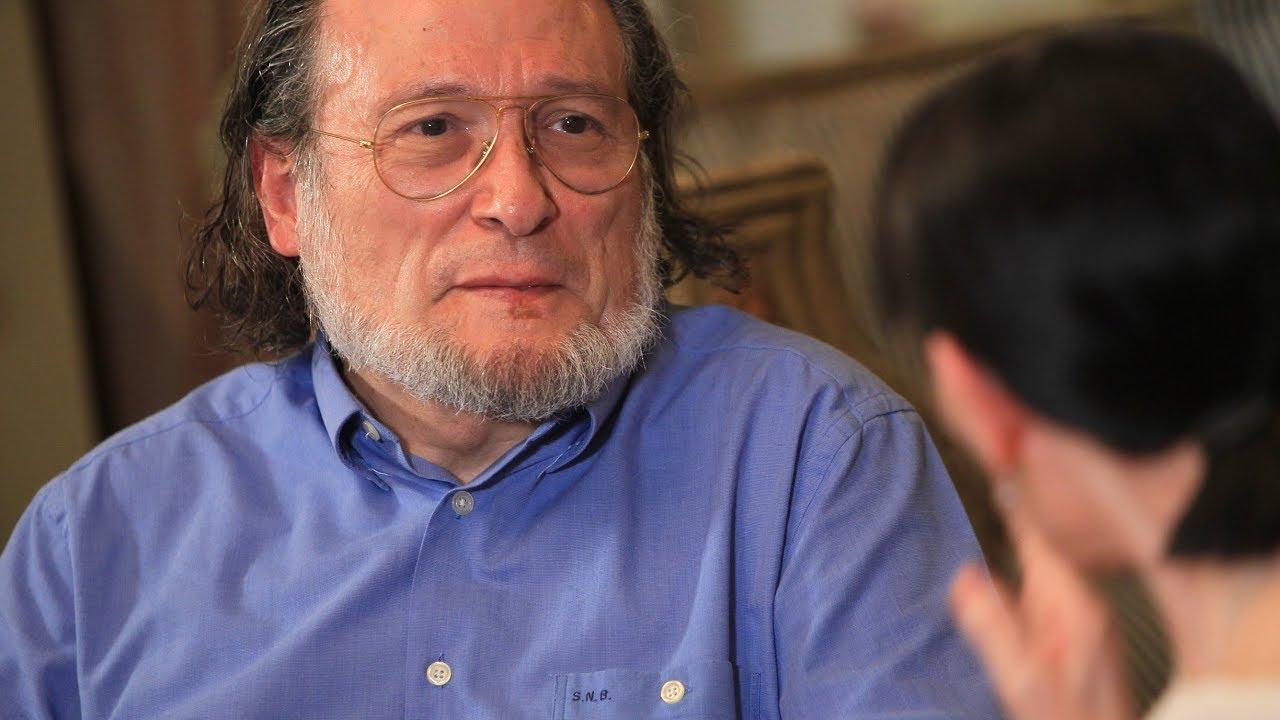 SEP019.- Entrevista a Santiago Niño Becerra