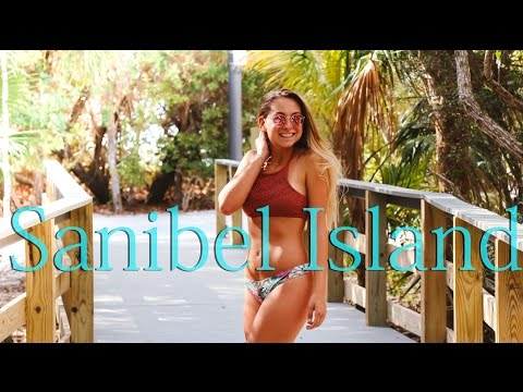 The Island of Sanibel, Florida!