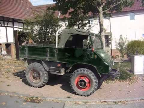 unimog 411 in alter und neuer zeit youtube. Black Bedroom Furniture Sets. Home Design Ideas
