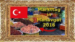 Türkei 2016 - Markttag in Manavgat