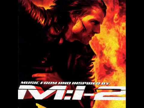 SOUNDTRACK - Theme From MISSION IMPOSSIBLE 2