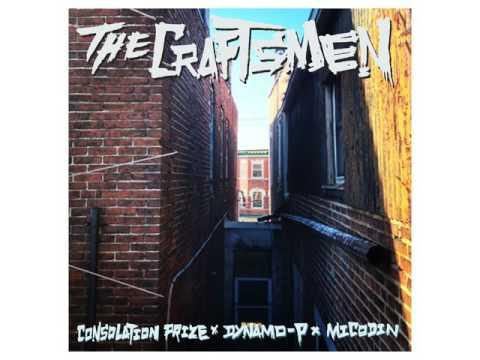 The Craftsmen - Get On Down (GOD)