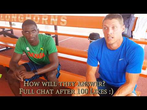 Lindon Victor & Trey Hardee - Decathlon Duo Chat Teaser