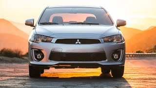 2016 Mitsubishi Lancer GT, the car with new improvements