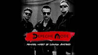 Depeche Mode - Remixes 2019 mixed by Lukash Andego - DJ Set