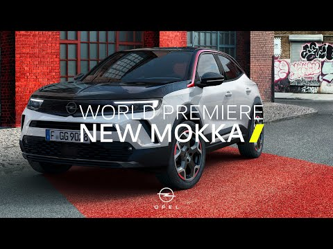 New Opel Mokka-e and Mokka GS Line: World Premiere