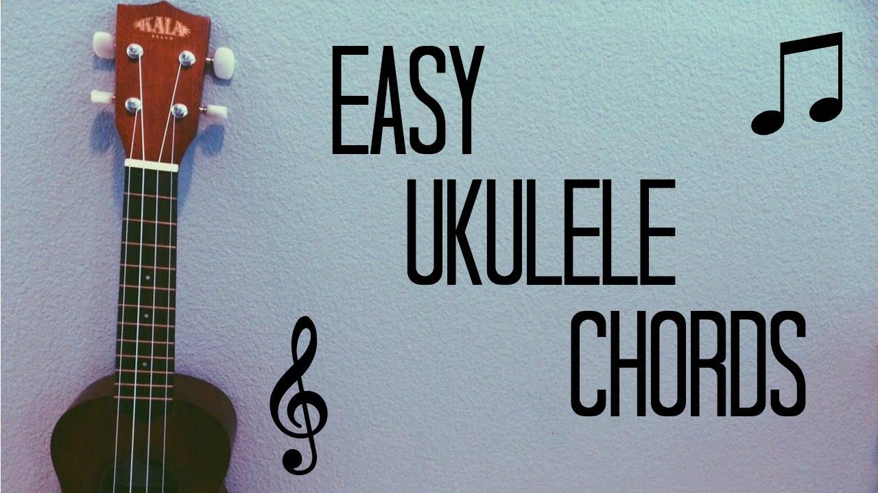 Easy ukulele chords for beginners youtube easy ukulele chords for beginners hexwebz Image collections