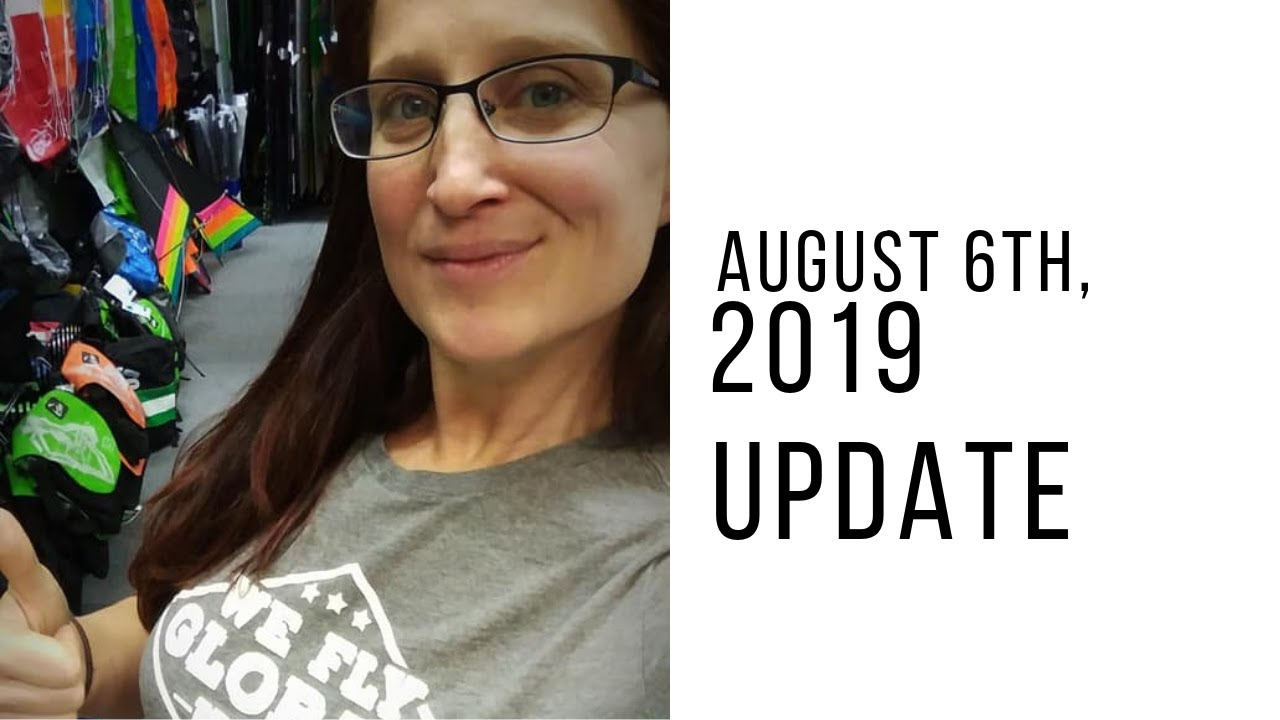 August 6th, 2019 General Update - WFGKC, Ray Bethell Tribute, The Playground