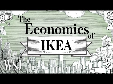 Download The Economics of IKEA: Why Does Labor Lead to Love?   The Economics Of   WSJ