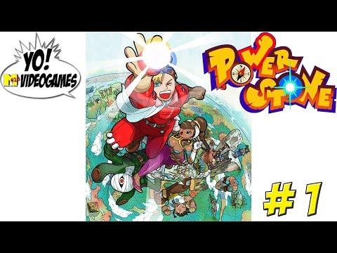 Dreamcast: Power Stone! Part 1 - YoVideogames