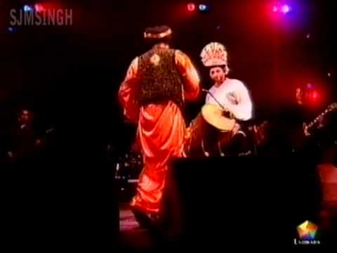 Mahi Meri Jaan - Malkit Singh (Live @ Alexandra Palace)