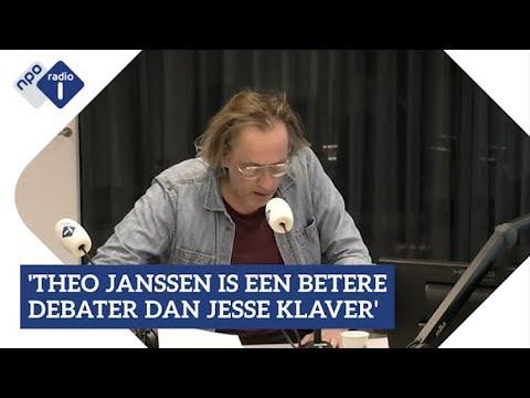 Druktemaker Marcel van Roosmalen: 'alles aan Jesse Klaver is nep'    NPO Radio 1