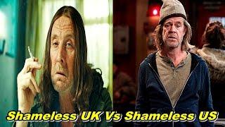 Shameless VS Shameless Parte 2 ( Team UK VS Team US )