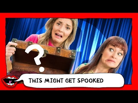 CONFRONTING OUR FOOD PHOBIAS with Grace Helbig & Mamrie Hart