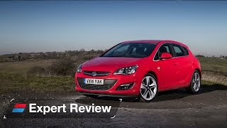 Vauxhall Astra car review