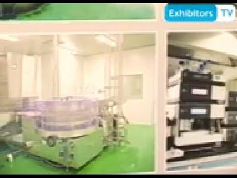 Zhuhai Rundu Pharmaceutical- China Manufactures Pharma Products (Exhibitors TV @ Health Asia 2013)