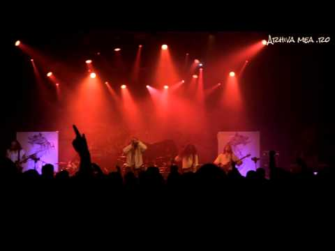 God - Here Comes the Night (Live at Arenele Romane, Bucharest, Romania, 29.04.2014)
