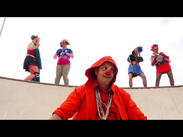 Tornillo Magic Clown - Videoclip -