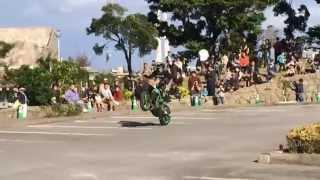 2014.12.14 『沖縄バーガーフェスタinぎのざ』での沖縄エクストリーム!
