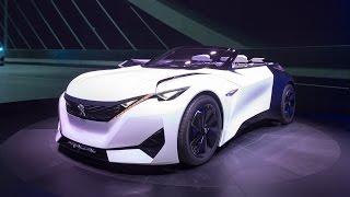 Peugeot Fractal Concept 2015 Videos