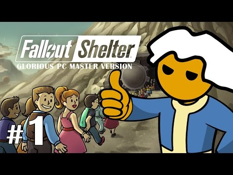 Fallout Shelter - БРАТСТВО СТАЛИ (ОБЗОР)