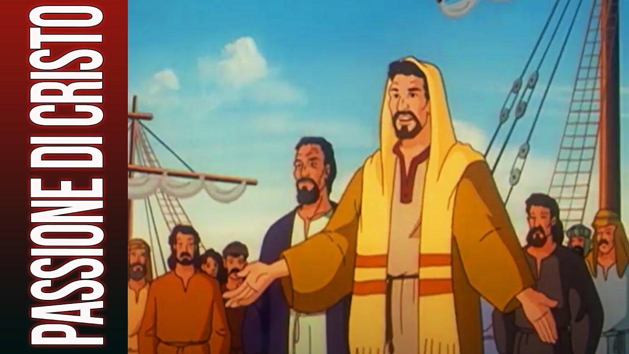 Risultati immagini per cartoni animati i primi cristiani