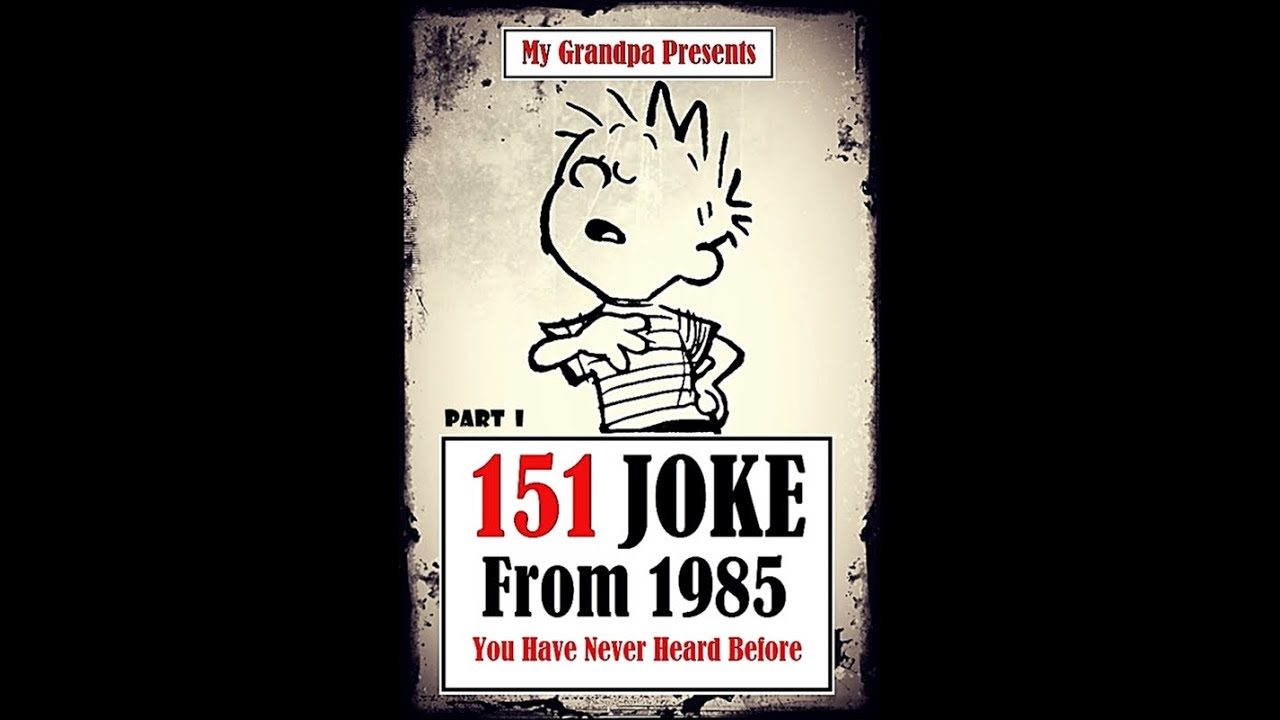 Amazon Kindle TRAILER: 151 Dirty and Funny Jokes From 1985 ...