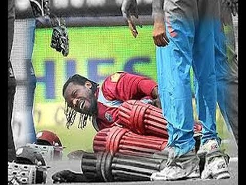 Injured Chris Gayle not to play against India