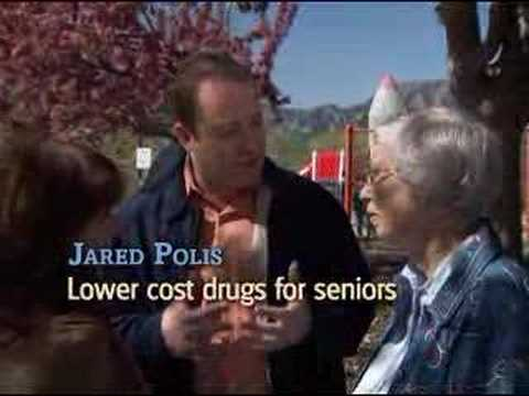 Jared Polis on Health Care