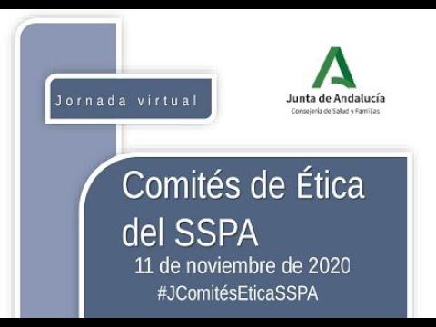Jornada Virtual – #JComitésEticaSSPA (completa)
