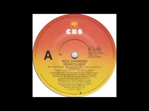 Neil Diamond - Heartlight - Billboard Top 100 of 1982