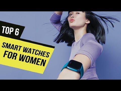 Best Smart Watches For Women of 2020 [Top 6 Picks]