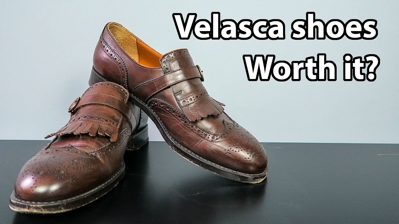 Download Are Velasca shoes any good? | Velasca magnan shoe review!
