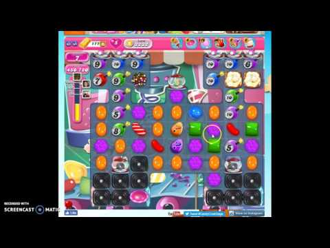 Candy Crush level 2232 help w/audio tips, hints, tricks