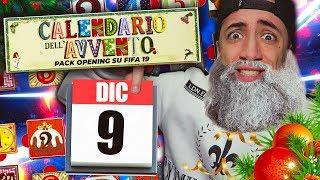 [GIORNO #9] IL CALENDARIO DELL' AVVENTO DI FIFA !!! (FIFA 19)
