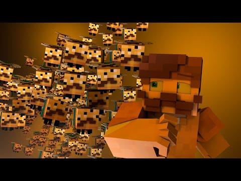 BAV - ПчелоБАВ Урод |Minecraft анимация|