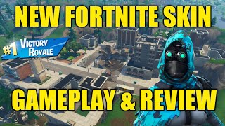 New Fortnite Skin Insight Gameplay & Review