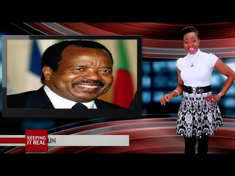 France Still Colonizing Cameroon; Paul Biya Allegedly Killing Protesters