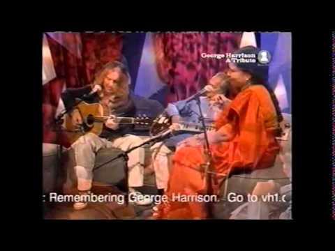 George Harrison Acoustic Medley VH1 05/1997