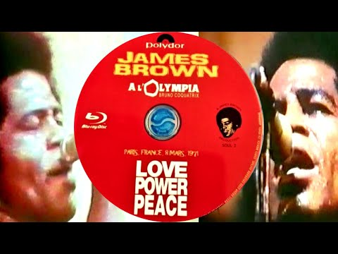 James Brown - There Was A Time (Live 1971)