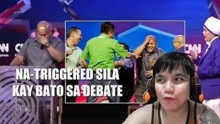Bato stands his ground, di nila kinaya ang lakas ni Bato?